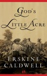 GOD'S LITTLE ACRE by Erskine Caldwell cover