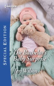 The Bachelor's Baby Surprise Cover Image